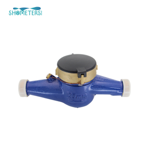 DN25 1 Inch Brass Body Multi Jet Water Meters