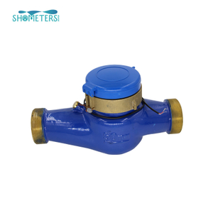 DN50 2 Inch Brass Body Multi Jet Water Meters