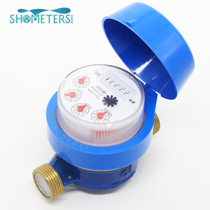 rs485 single jet water meter