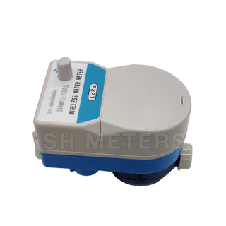 Lora electronic remote reading residential water meter