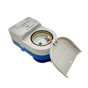 dn15mm nb water meter with the complete software solution