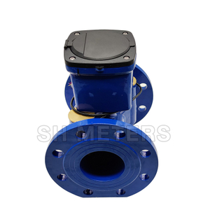 R200 dn80 reader rs485 with amr ultrasonic water flow meter