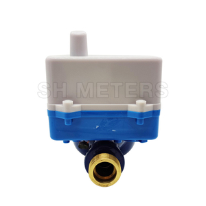 High sensitivity digital lora bulk water meter