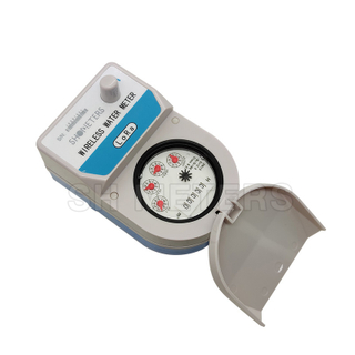 lora wireless ami water meter