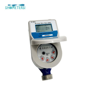 Electronic GPRS remote reading water meter