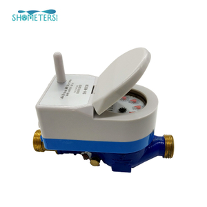 Smart electronic lora remote reading water meter
