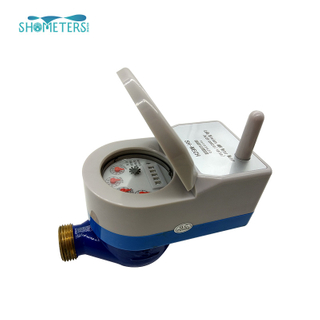 15mm iso4064 class b with valve smart lora water meter valve control exporter